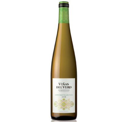 viñas del vero gewürztraminer blanco