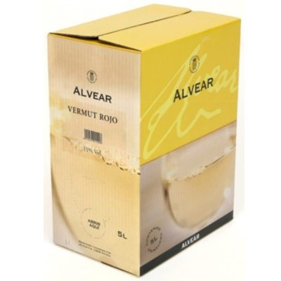 Alvear bag in box